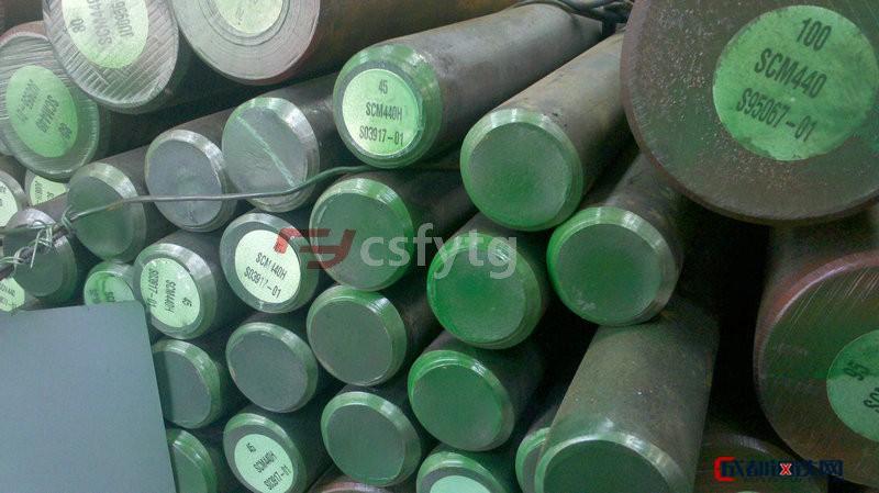 楓揚熱軋圓鋼低價銷售38crmoal熱軋圓鋼