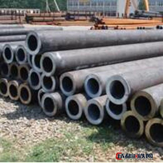 厂家直供16MN无缝钢管 热轧厚壁16MN无缝管 42CRMO钢管 合金钢管 12CR1MOV无缝钢管图片
