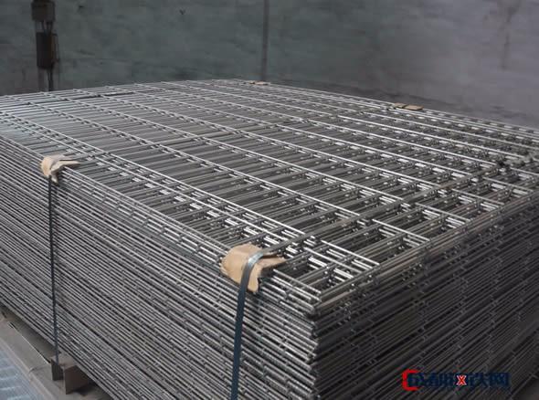 凌昂D5冷轧带肋钢筋焊接网-四川省凌昂工程材料有限公司图片