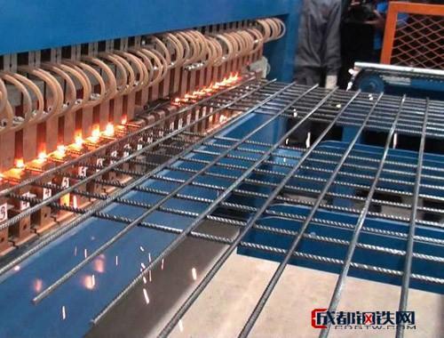 四川冷轧带肋钢筋厂家图片