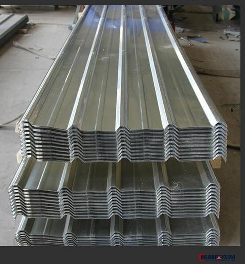 不锈钢瓦楞板 304不锈钢彩钢瓦 不锈钢瓦楞板  不锈钢瓦-840 镀锌卷