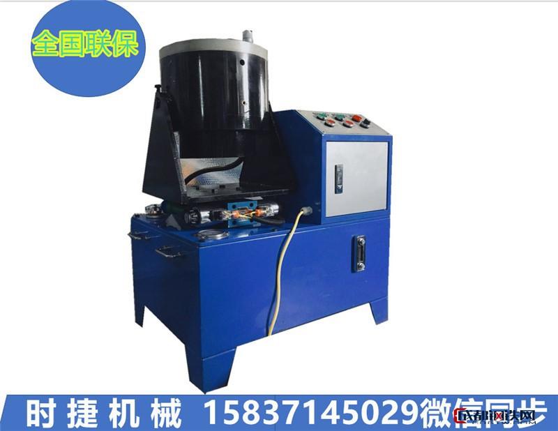 陕西汉中厂家直销液压油管扣压接头 六角钢管压管机