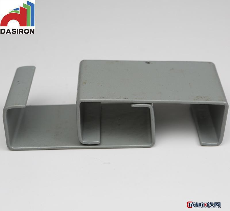 生产多种规格C型钢PE防腐檩条 厂房库房檩条 质量