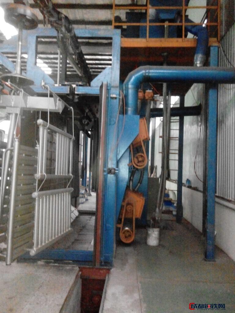 钢结构清理工字钢除锈清理