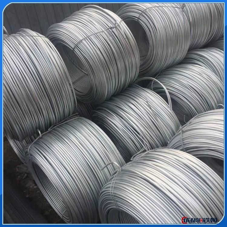 跃鑫专业提供高品质镀锌盘圆 欢迎前来选购