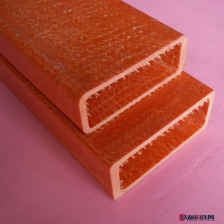 丰利  现货供应  生产销售  各种规格  玻璃钢矩形管  玻璃钢方管  玻璃钢拉挤型材