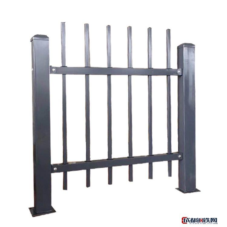 厂房锌钢护栏方钢管热镀锌喷塑钢制方管实体厂家价格优惠