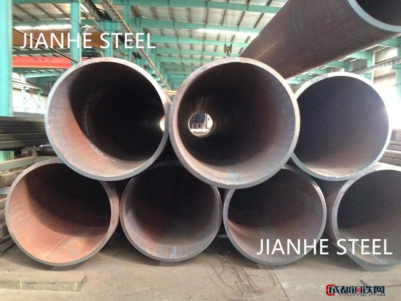 欧标美标大口径直缝埋弧焊管 Q345B  S355J2H  EN10219/EN10210