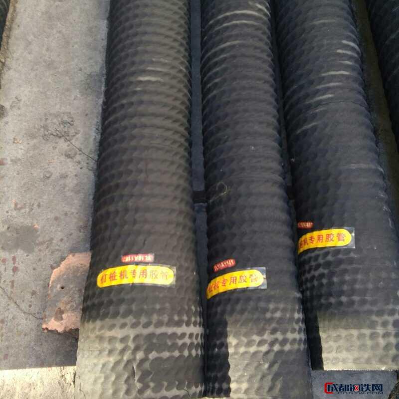 打桩机专用钢丝胶管 打桩打井螺旋管 混泥土输送耐压耐磨打桩管 高压橡胶管