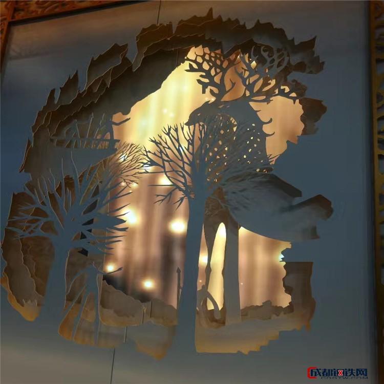 崇匠建材 铝方管焊接窗花  广州铝窗花价格