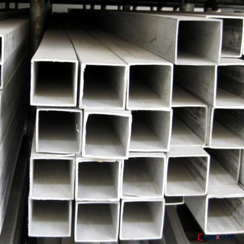 现货304不锈钢方管 无缝管 矩形管毛细管 不锈钢管材优质
