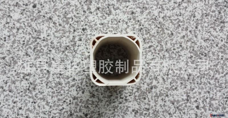 河北予惠通讯用107107塑合金方管塑合金单孔方管