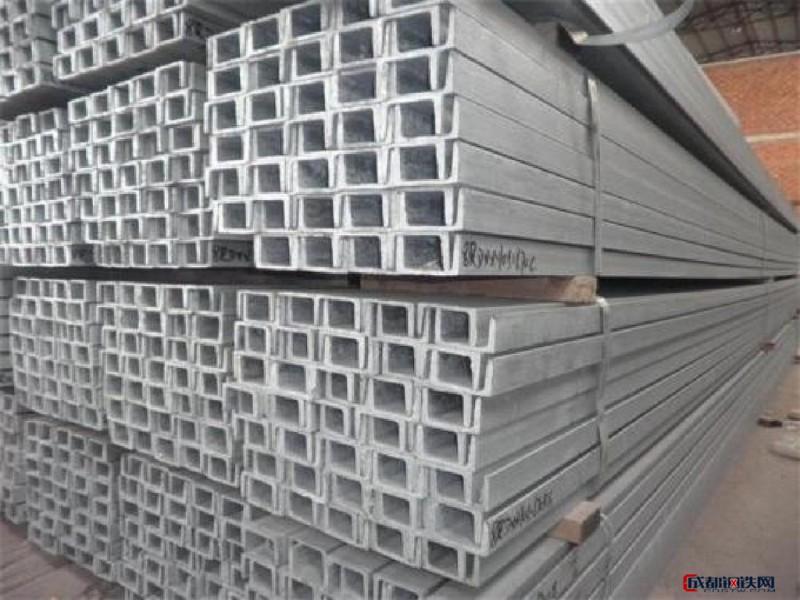 唐钢 10广东乐从钢铁世界槽钢