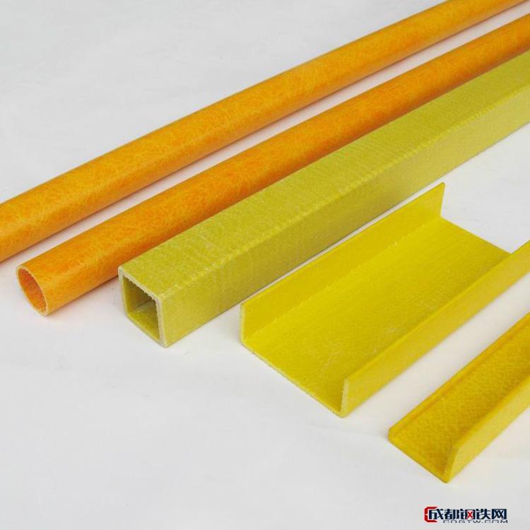 展翼 长期供应 各种 玻璃钢制品 拉挤型材 玻璃钢拉挤型材 玻璃钢工字钢