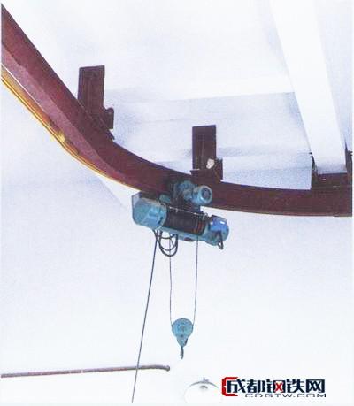 天桥弧形工10-工45环形工字钢
