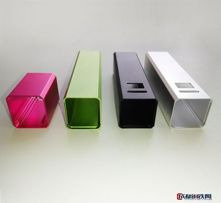 【和博铝业有限公司】RFA-A-B铝制品小方管外壳  小件精加工定制   耐用 厂家直销