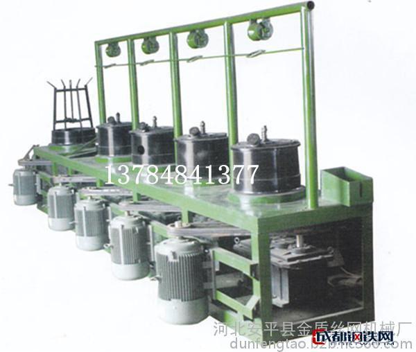 现货供应 金盾牌全自动高效六角钢调直机 钢筋拉直机 钢筋拉丝机 连罐拔丝机厂家