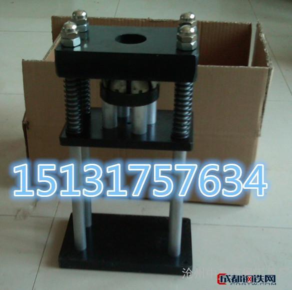 氩弧焊管专用缩管机 手动压管机 手动啤管机 手动液压锁管机