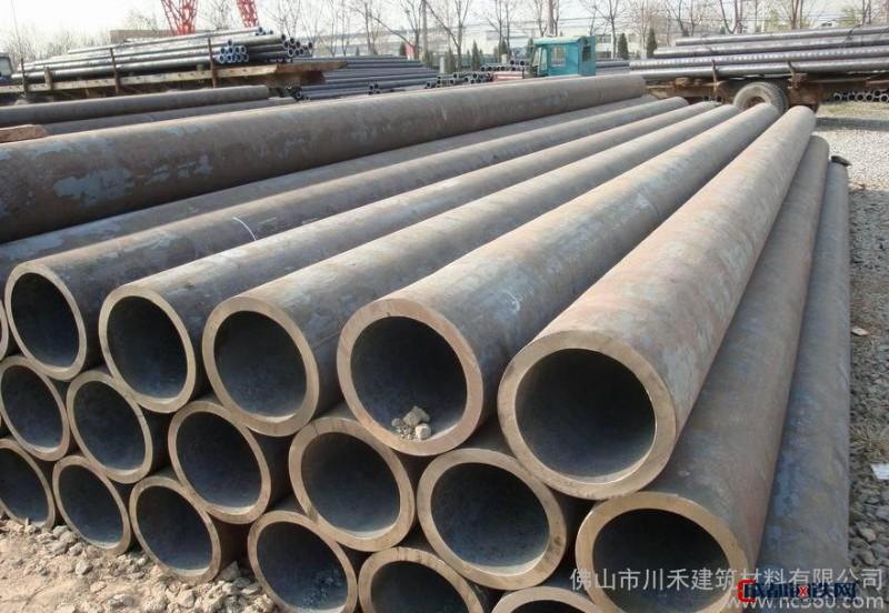 川禾建筑 小口径20无缝管,天津山东无缝管,可开割水切加工