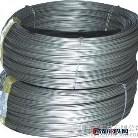 7050环保铝线日本往友进口7075铝线6061铝盘圆线现货大直径6061-T6铝线 6063铝盘圆厂家