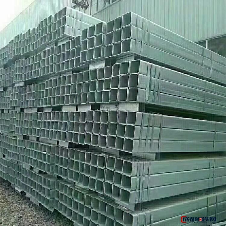 井钢建材ZC-B400 供应2020-10001000方管 可代理加工 天津低价 配送全国 方矩钢管