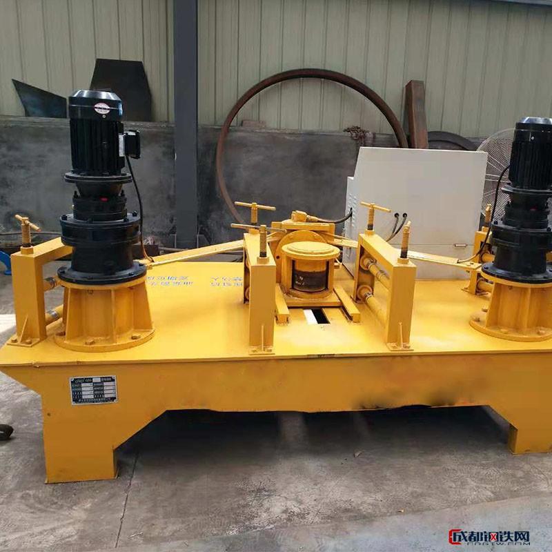 圆管方管弯弧机H型钢槽钢冷弯机大型液压工字钢冷弯机厂家