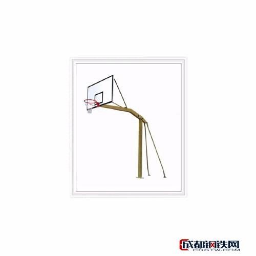 奥祥AX-1029地埋方管篮球架
