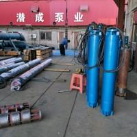 天津热水泵-大流量热水深井泵