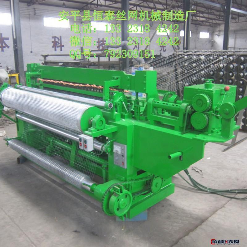 恒泰HT-2800优质不锈钢卷网产量高全自动焊网机用于工艺品生产 欢迎广大客户致电垂询