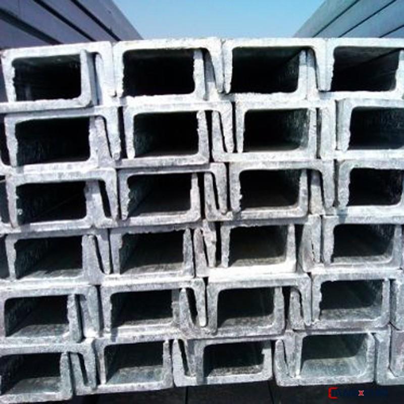 天津  镀锌槽钢
