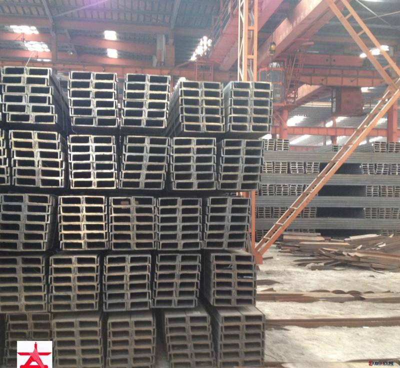 福建槽钢马钢槽钢鞍山宝得槽钢 Q235B槽钢.Q345B槽钢.镀锌槽钢
