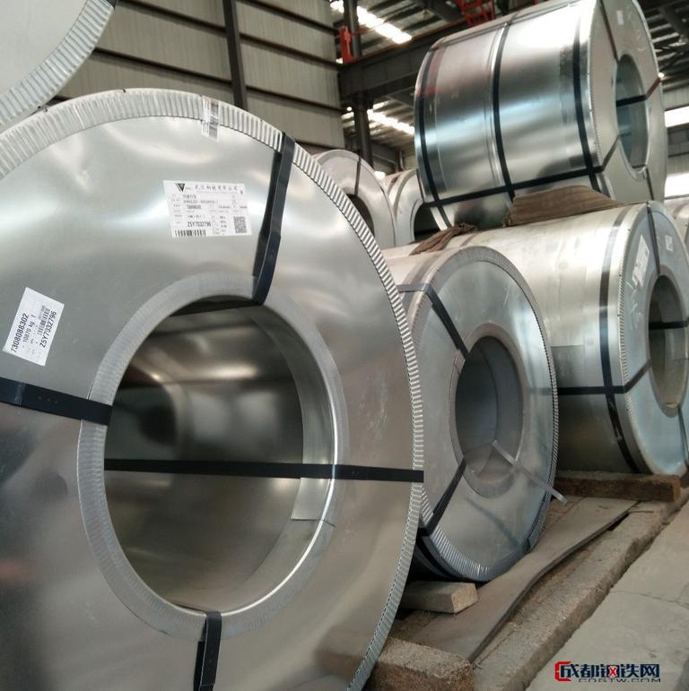 武钢 冷轧钢板现货销售 spcc 冷轧卷定尺开平 冷轧板卷1.0mm分条加工 规格齐全