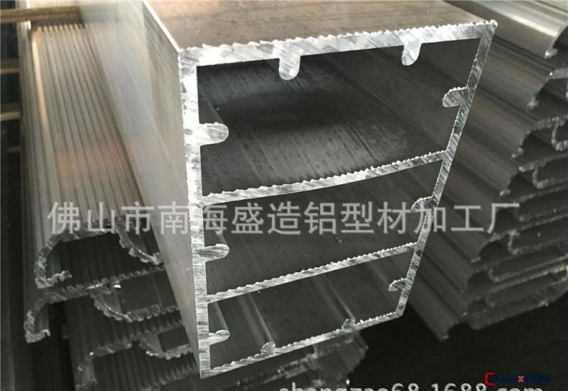订做生产铝合金方通、铝合金方管深加工、空心铝方管挤出加工