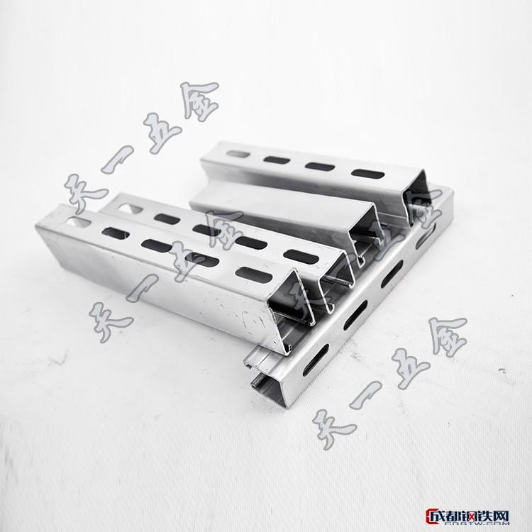 亚虎娱乐_【天一金属】C型钢Z型钢 C型钢定做厂家生产 出厂价格