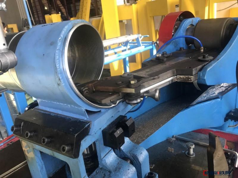 螺旋管模风管生产线 厂家销售  风管生产线