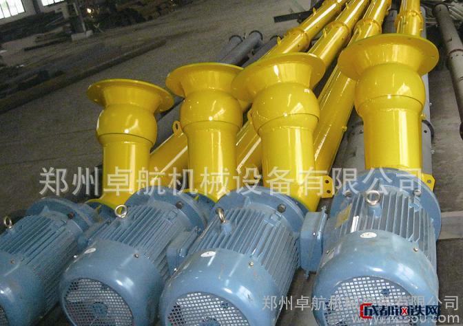 水泥仓输送机 螺旋管装输送机 封闭式输送机细粉输送设备