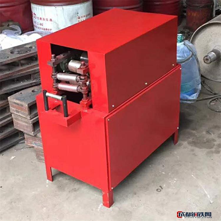 预应力而二次加工设备钢管压方管机卷波纹管机钢管扁管机特点