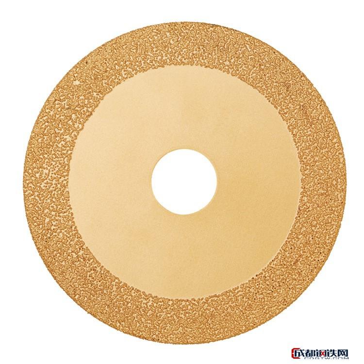 高錳鋼機體釬焊金剛石顆粒 型號FS180-03 合金切割片 規格1801.622.23/25.4