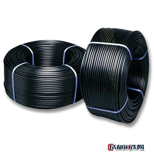 专业 生产  PE硅芯管  PE电缆管  PE 螺旋管  彩 色 硅 芯 管