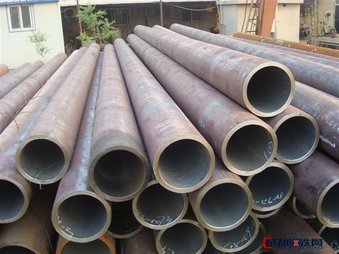 【供应郑州地区】大口径无缝管,大口径热扩管,高压锅炉管,20,45宝钢无缝管