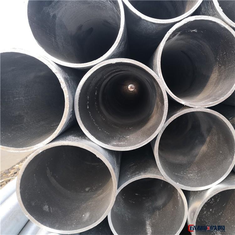 衡阳热镀锌无缝管热轧镀锌无缝钢管现货供应