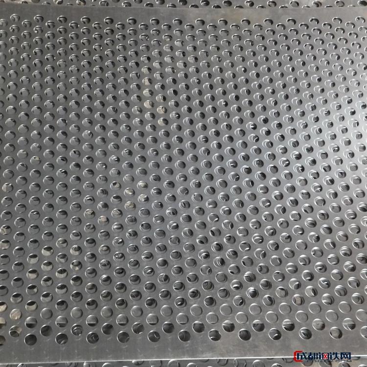 【厂家直销】标诚 镀锌卷板冲孔网 过滤装饰圆孔网厂家 支持定制