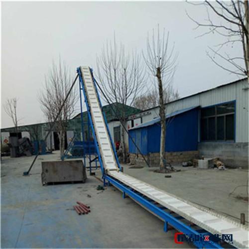 化工原料柴油皮带输送机 六九重工圆管输送机价格