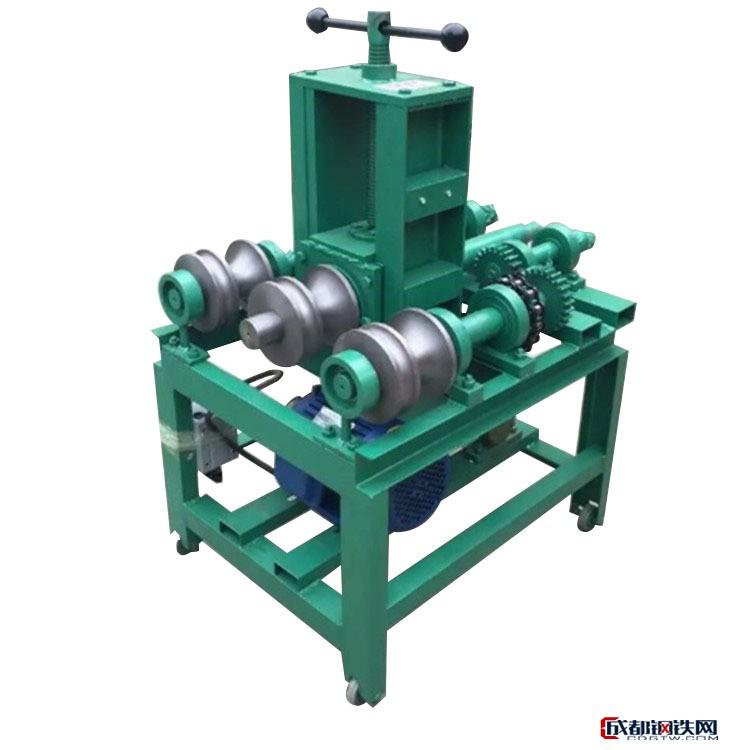 方管、圆管弯管机 小型立式弯管机大棚专用