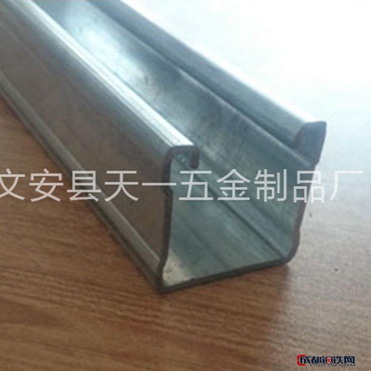 厂家直销C型钢钢材 Q245 C型钢 热轧C型钢