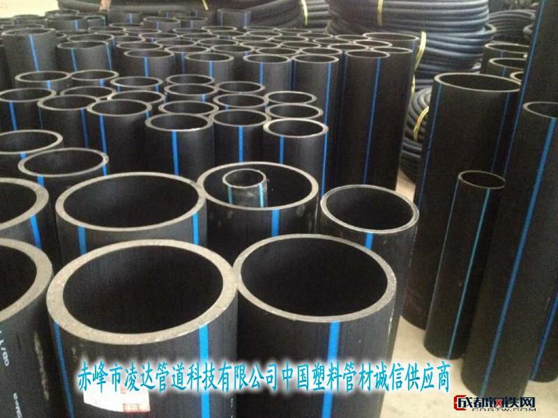 內蒙古烏海HDPE鋼帶增強螺旋管價格合理-赤峰市凌達管道科技有限公司