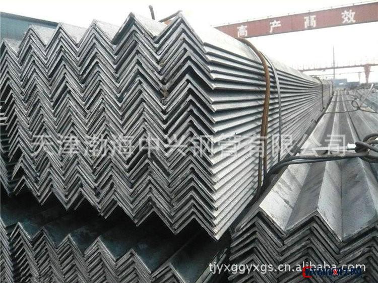 专业 国标角钢型材 Q235电塔镀锌角钢 不等边角钢
