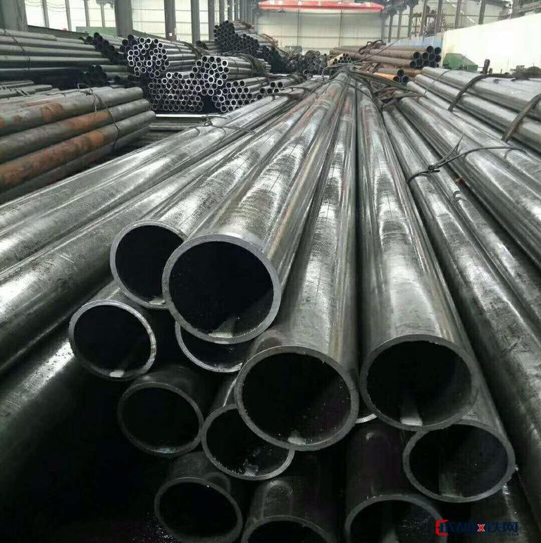 聊城精轧管厂 20钢精轧无缝管 45钢精密无缝管 切割无缝精密管