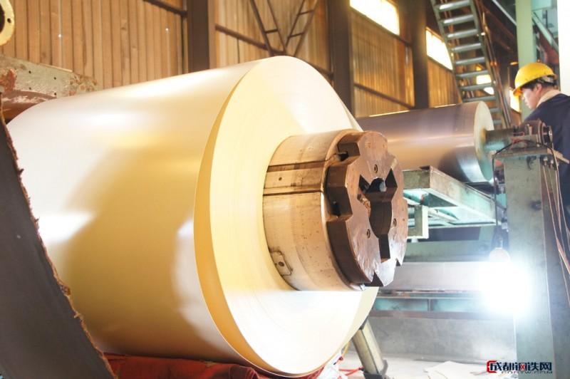 南通輝煌彩鋼專業生產 彩涂板  鍍鋅卷 鍍鋁鋅板 耐指紋板大型生產線