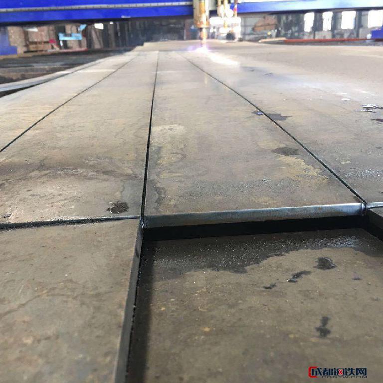 锰板 普通碳素钢板 等离子切割 普中板 20mm钢板 q345钢板 河北名扬.